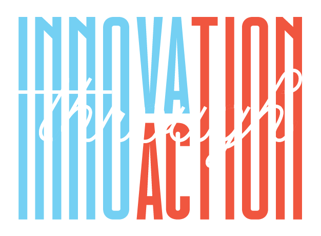 Innovation through Action text